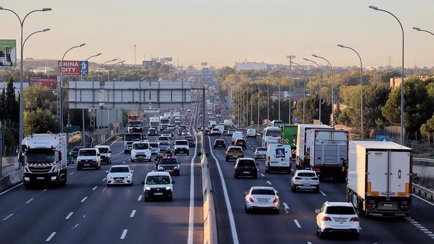 Seis fallecidos en las carreteras durante el fin de semana