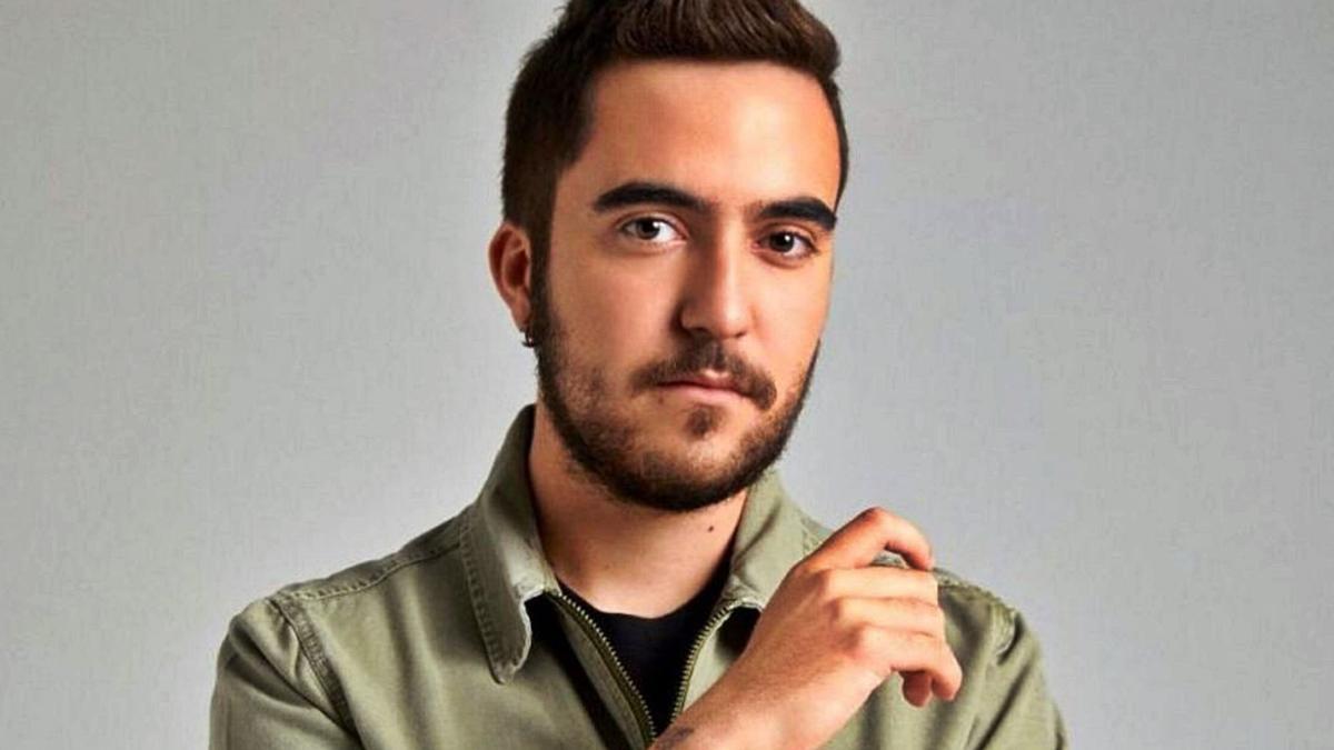 El cantante y compositor Beret, en una imagen promocional reciente.