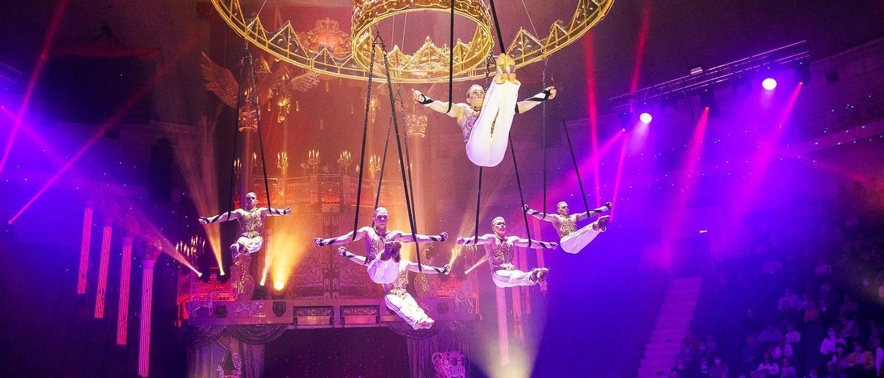 El Festival Internacional del Circ Elefant d'Or de Girona presentarà més artistes que mai en l'edició del seu desè aniversari