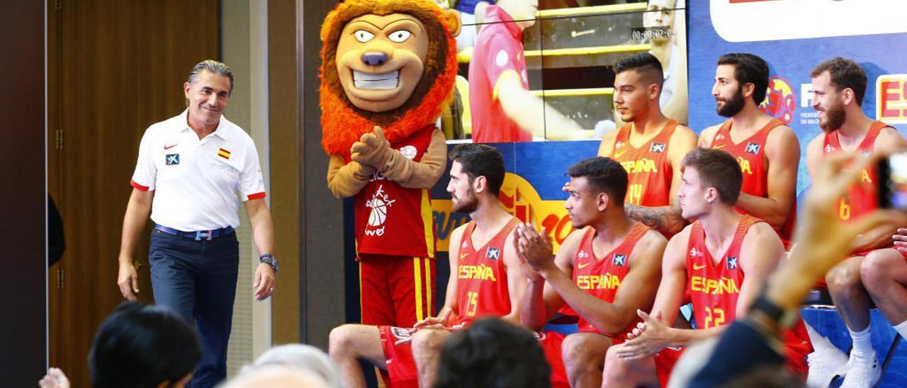 España inicia su preparación para el Eurobasket