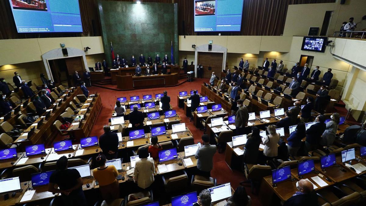 Cámara de Diputados de Chile.