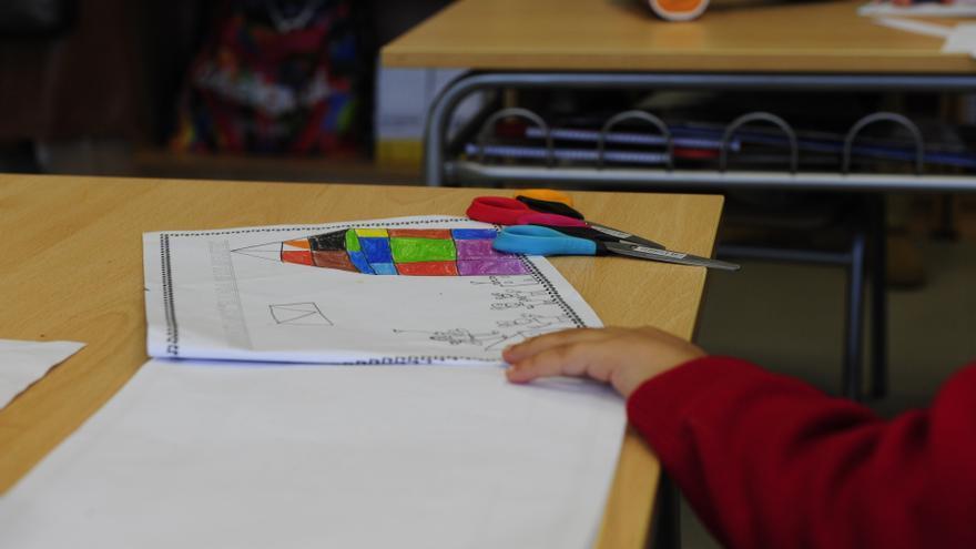 La Asociación Mundial de Educadores Infantiles recomienda no escolarizar en colegios a los niños de cero a dos años