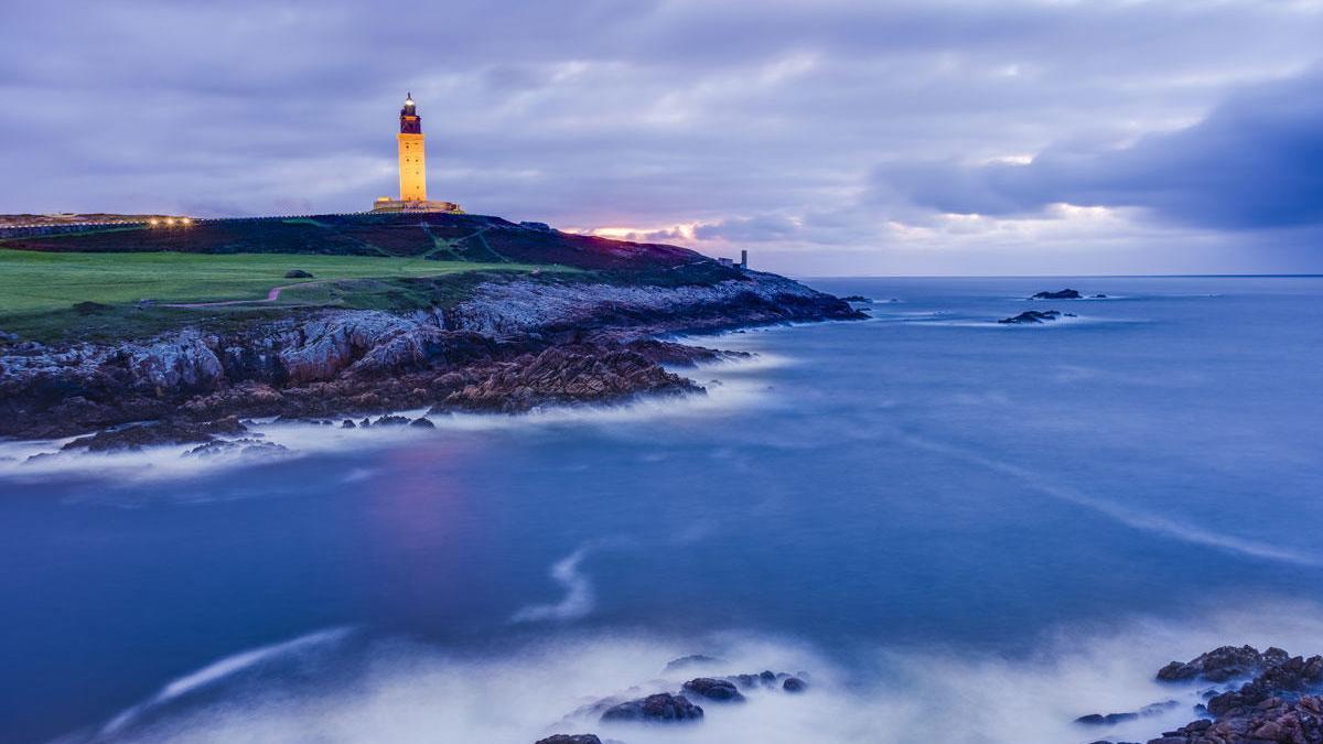 A Coruña, un paraíso natural.