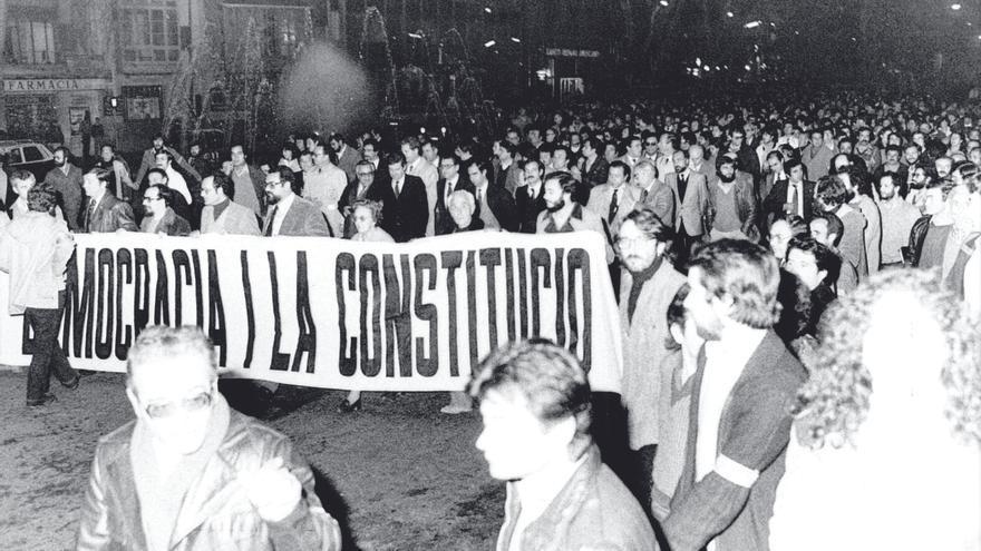 40 Años del 23 F en Palma