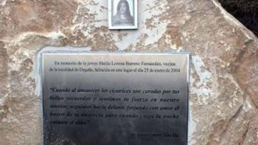 Atribuyen al exnovio el asesinato de Sheila Barrero hace 15 años en Asturias