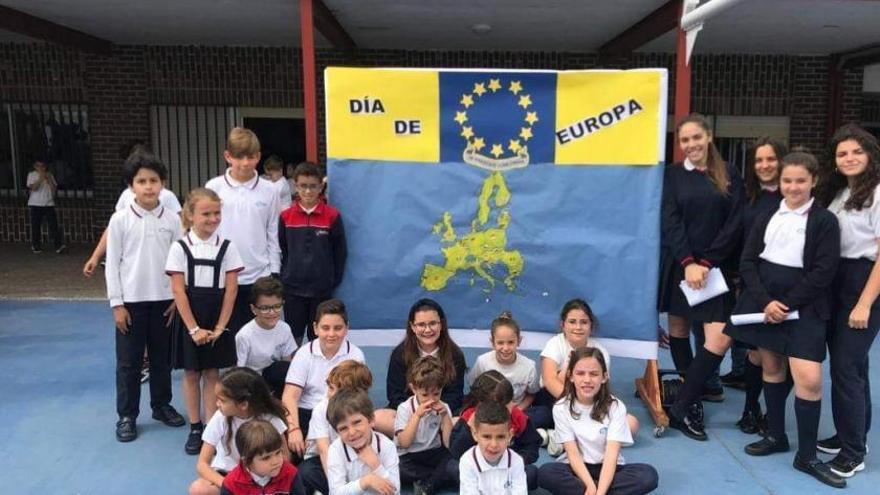 Nuevo proyecto Erasmus + en el colegio Esclavas SCJ Alcoy