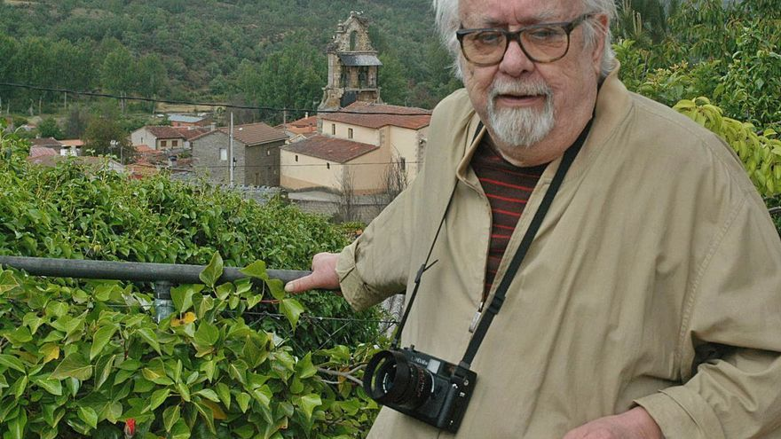 Rafael Sanz Lobato, eterno en Bercianos de Aliste