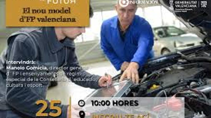 El nuevo modelo de FP Valenciana