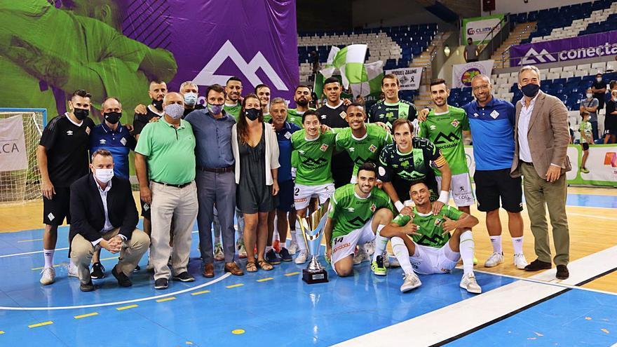 Palma Futsal-UD Levante FA: El mejor tributo posible a Miquel Jaume