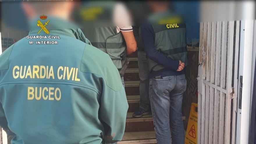 Detienen al guía de la buceadora valenciana que murió en Las Palmas