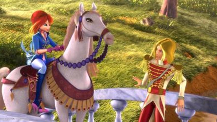 Winx 3D, la aventura mágica