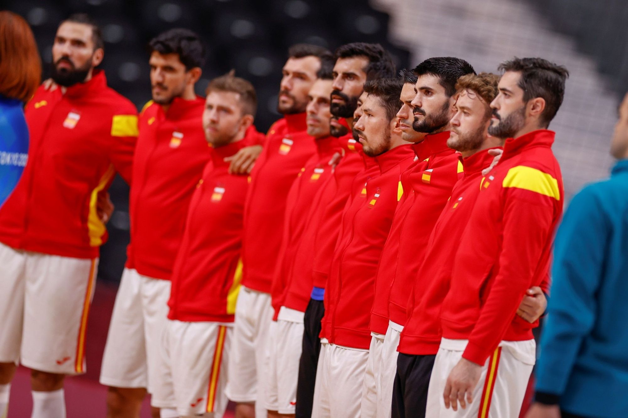 Tokio 2020, balonmano masculino: España - Dinamarca