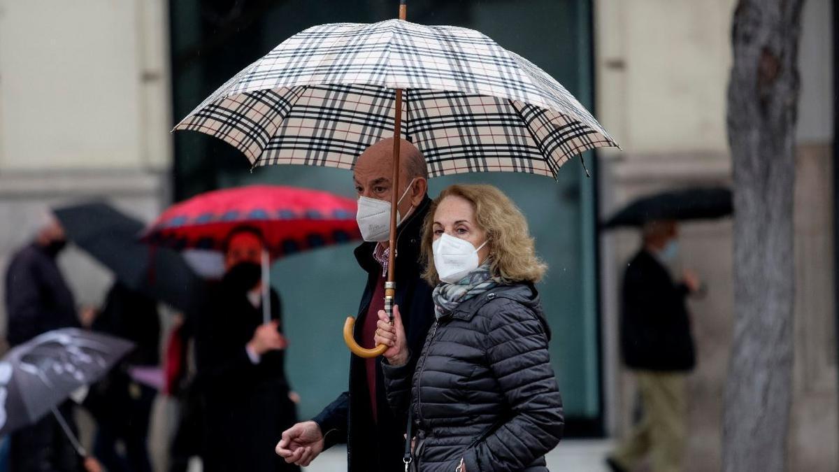 El tiempo en València: nubes y lluvias para la próxima semana