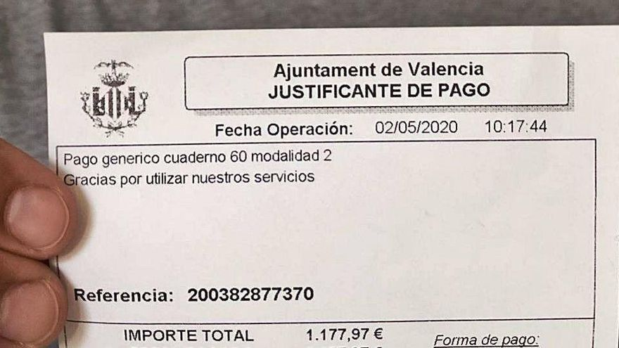 1.177 euros por retirar el coche de la grúa