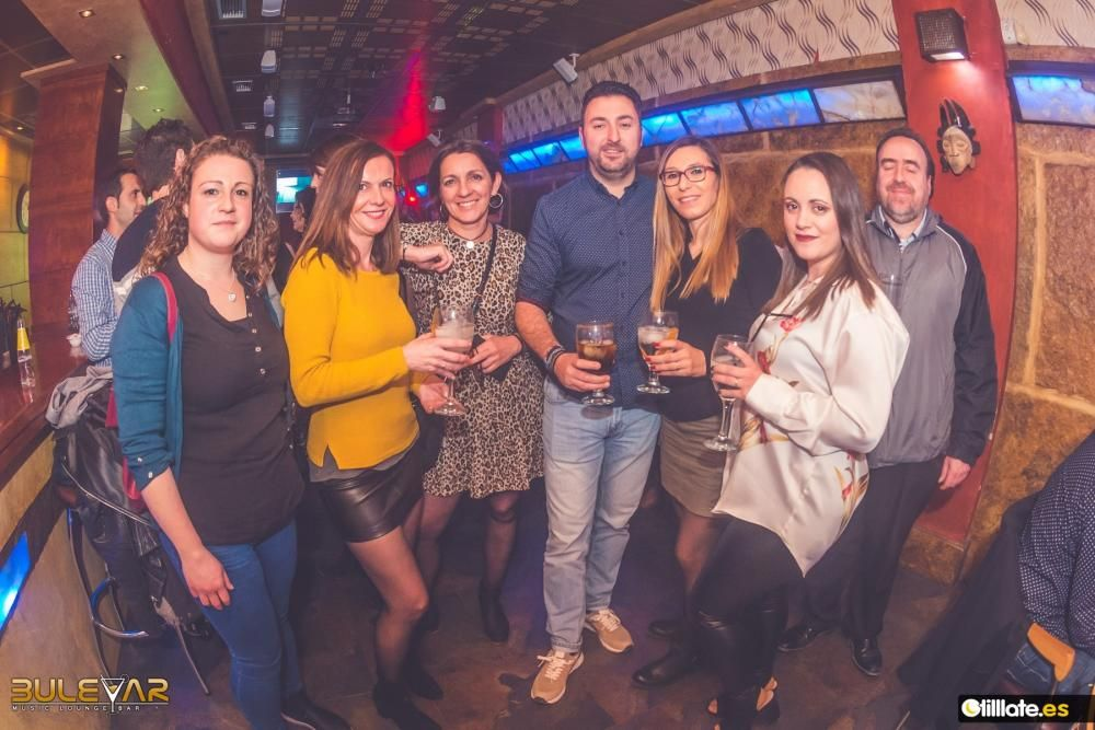 ¡Búscate en la noche murciana! Bulevar Music Lounge Bar (29/02/2020)