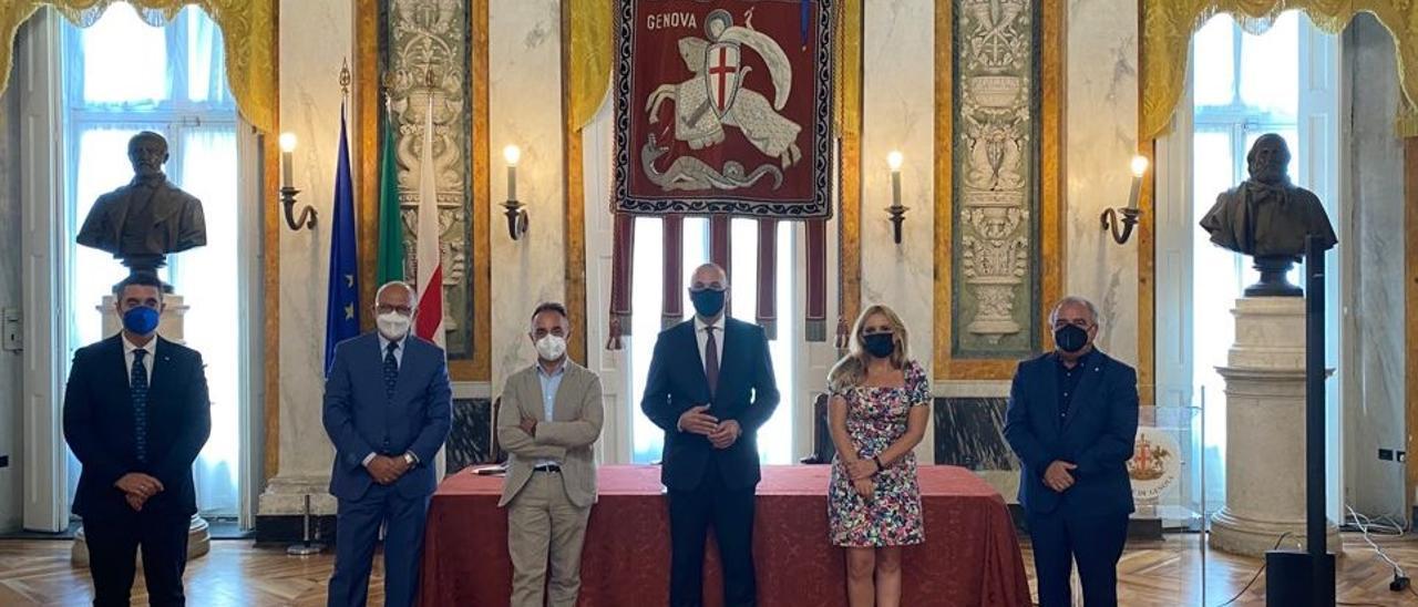 Génova acogerá un desfile del Entierro de la Sardina en 2022