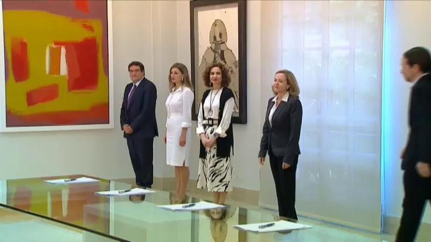 Segunda reunión sin acuerdo entre Gobierno y agentes sociales sobre los ERTE
