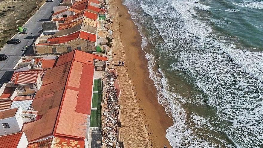 La Generalitat advierte de que 50.000 personas viven en zonas que se inundarán entre 2050 y 2100