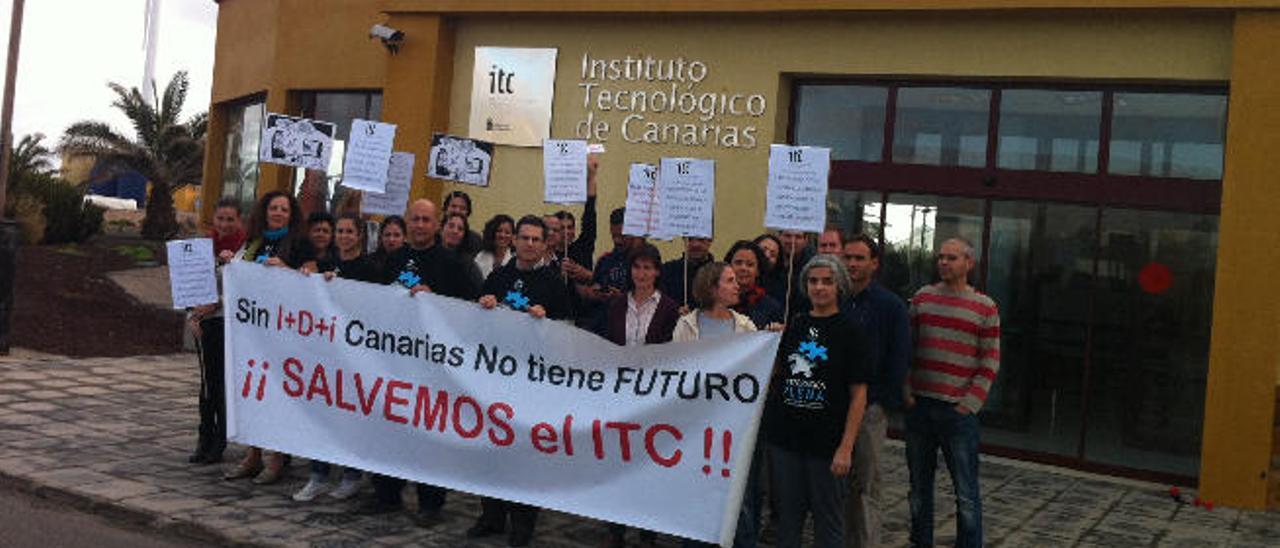 El ITC advierte que su viabilidad pasa por reducir salarios para evitar despidos
