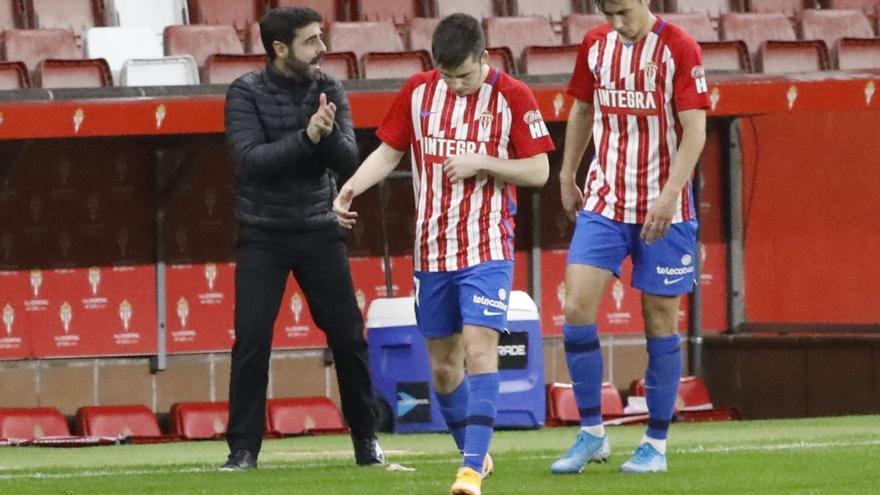 """Gallego reclama paciencia con Cumic: """"Viene de un fútbol diferente, eso requiere tiempo"""""""