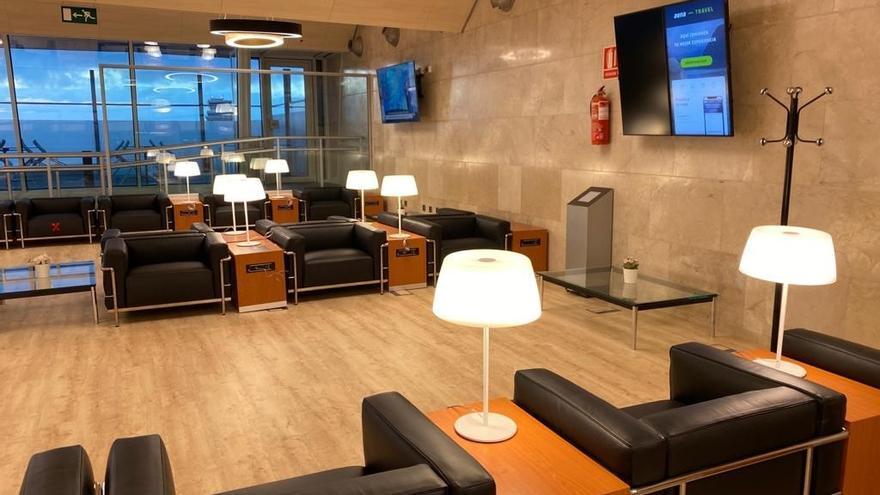 El Aeropuerto Tenerife Norte renueva su Sala VIP