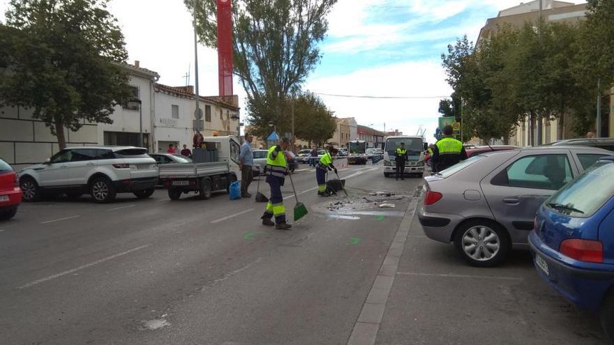 Un muerto en un accidente de tráfico en Vila-real