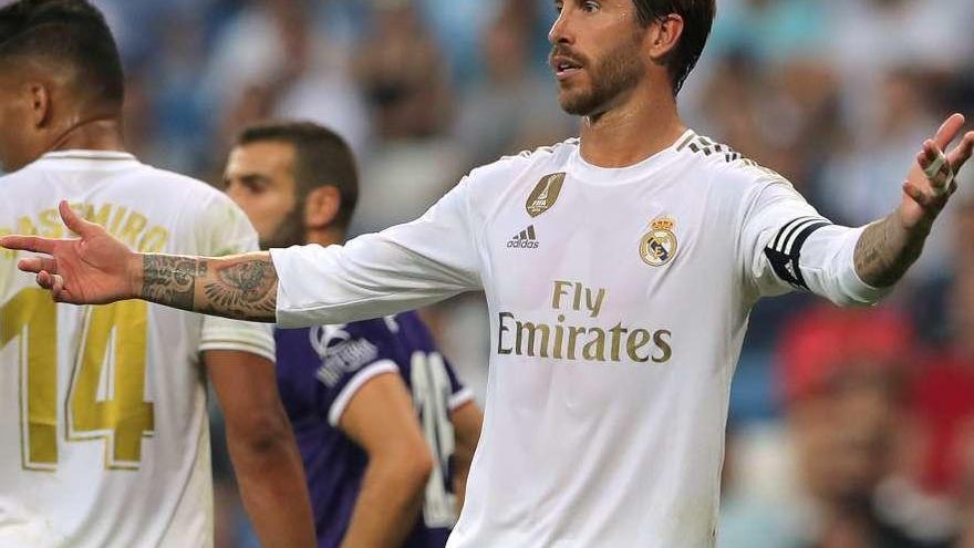 Bajonazo final en el Bernabéu