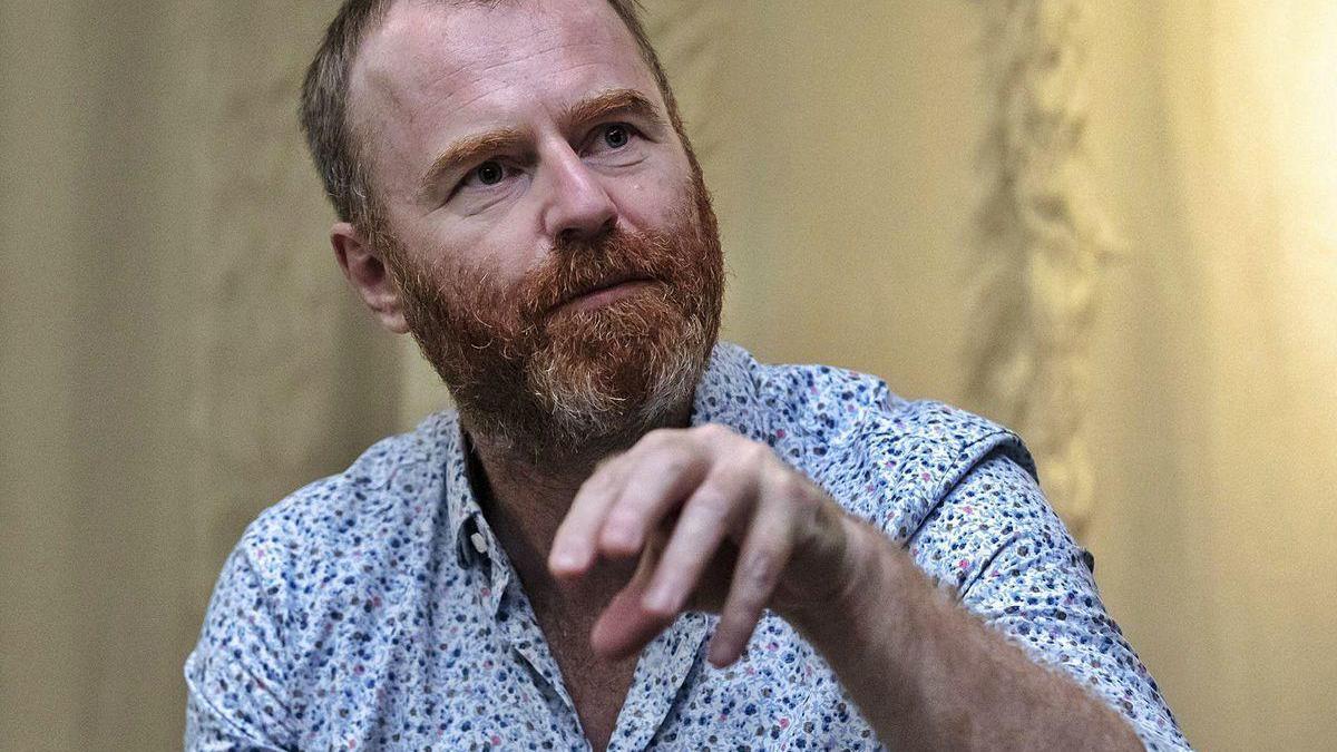 El director de cine Stephan Wagner.