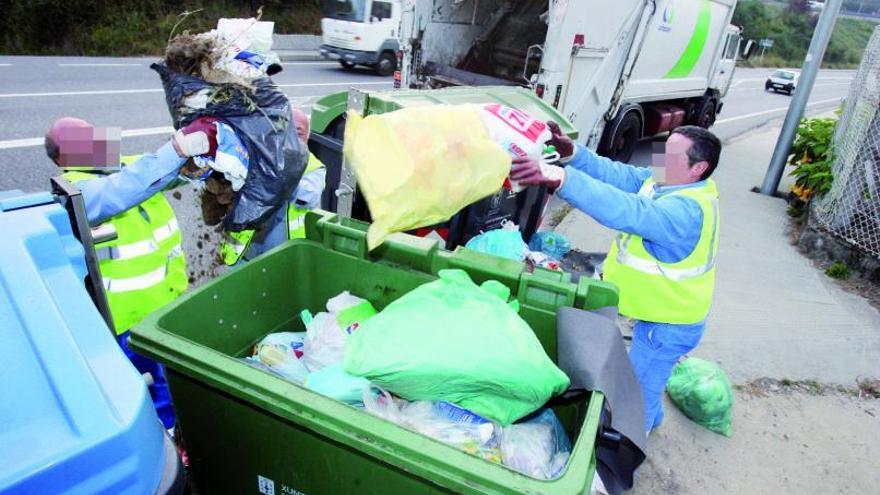Redondela registró 300 incidencias en la recogida de basuras en dos años