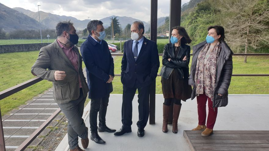 """Una concentración parcelaria aspira a convertir Bueño en """"el huerto de Oviedo"""""""
