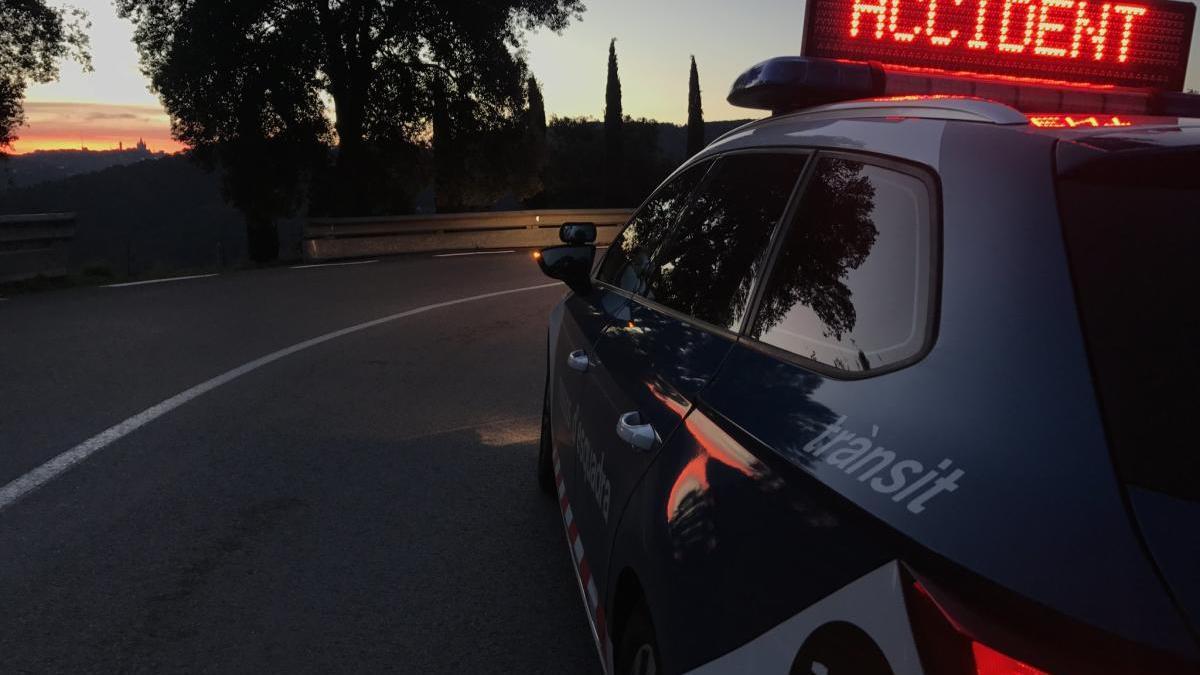 Dotze persones han mort en accidents de trànsit a Girona