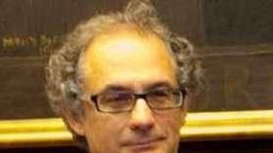 """Carlos Monasterio: """"La financiación foral choca con el artículo 31 de la Constitución"""""""