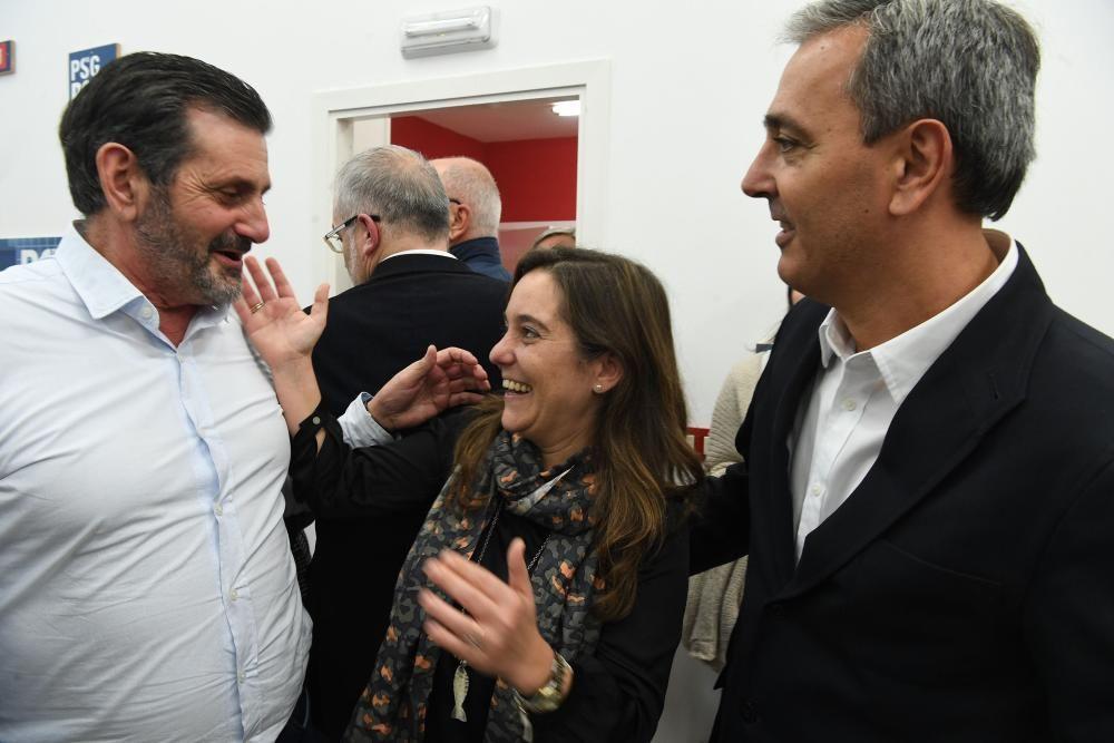 Primarias en el PSOE de A Coruña