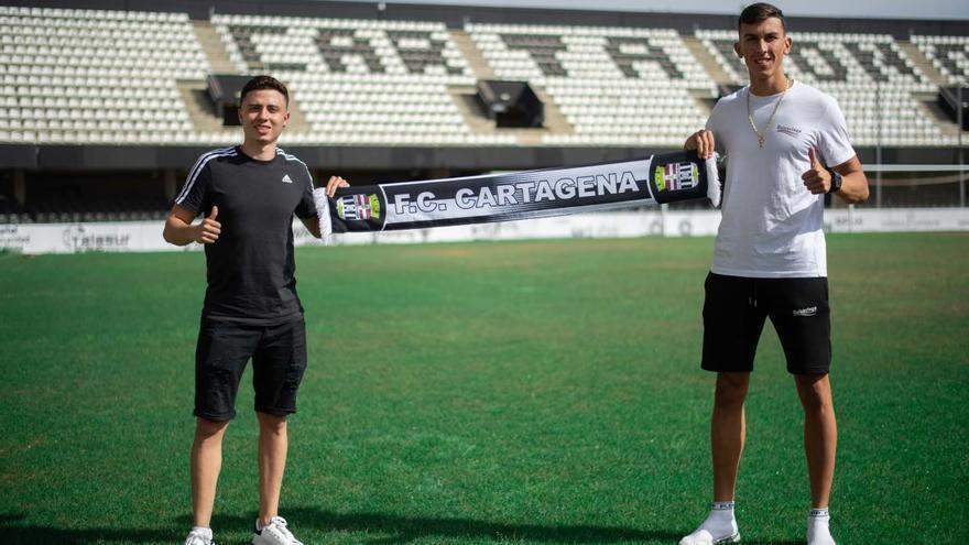 El FC Cartagena apuesta fuerte por la juventud