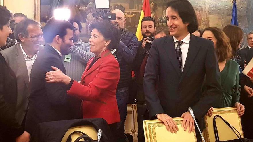"""Marzà pide dar """"pasos más valientes"""" en la reforma de la ley educativa estatal"""