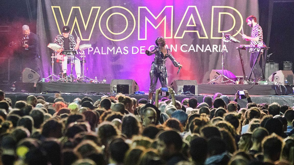 Sanidad takes back the celebration of Womad