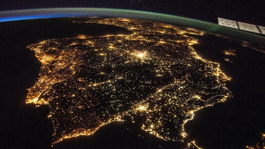 Los efectos de la contaminación lumínica
