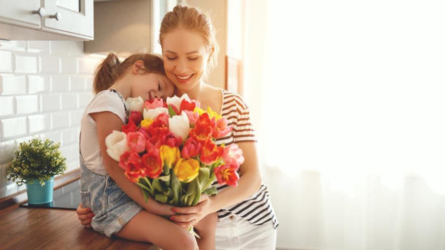 Cinco manualidades de última hora para el Día de la Madre