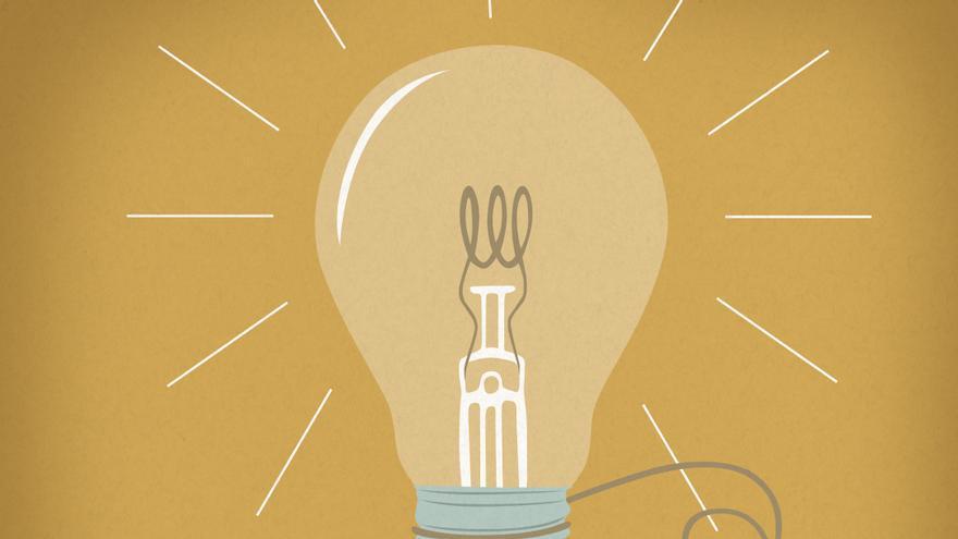Nunca ahorraremos electricidad