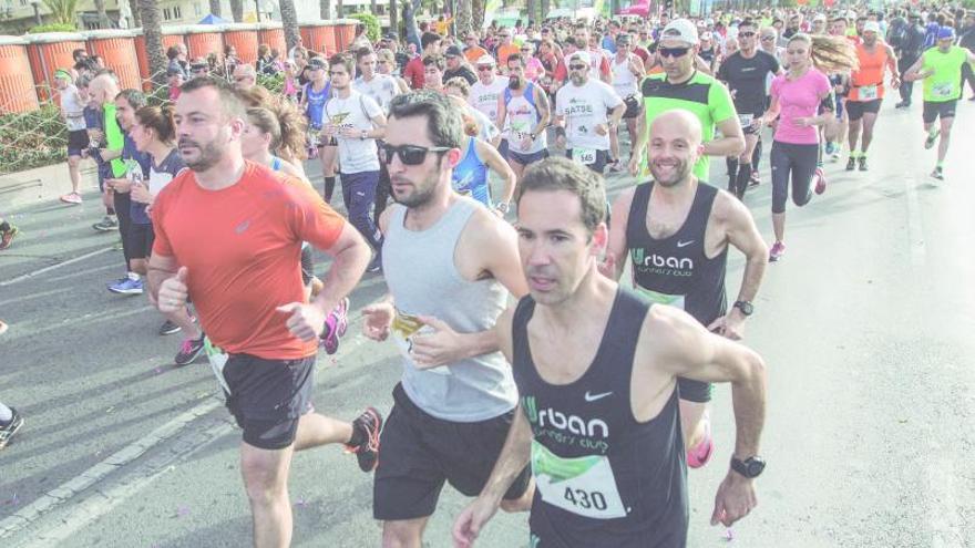 La Media Maratón de Alicante regresa casi cuatro años después