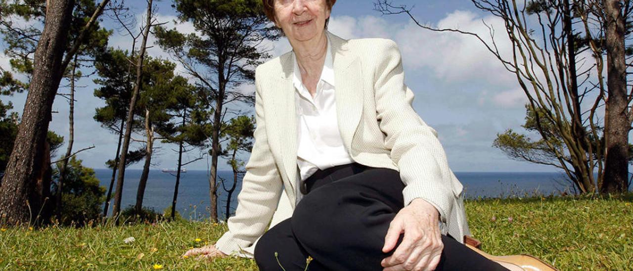 Margarita Salas es todo un referente en la investigación.