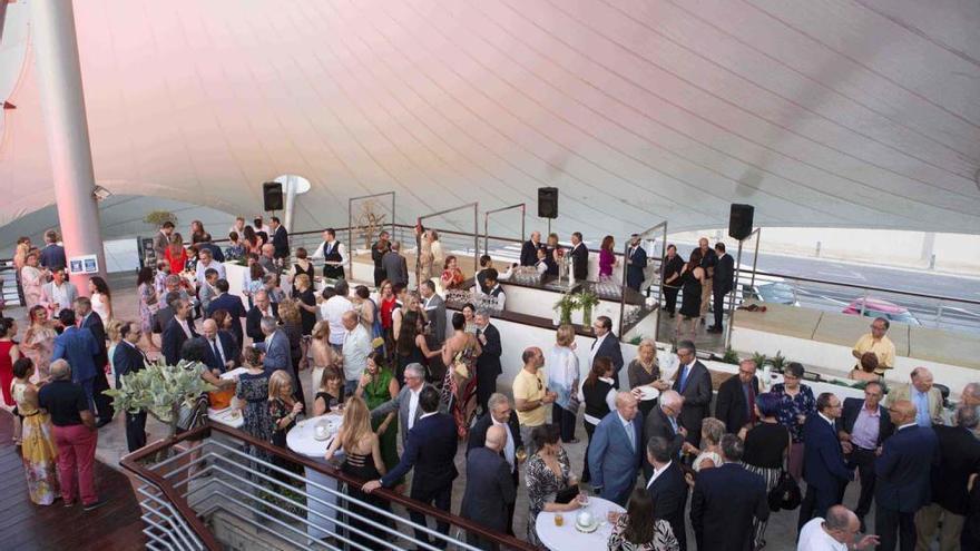 Así fue la cena anual del Colegio de Economistas de Alicante