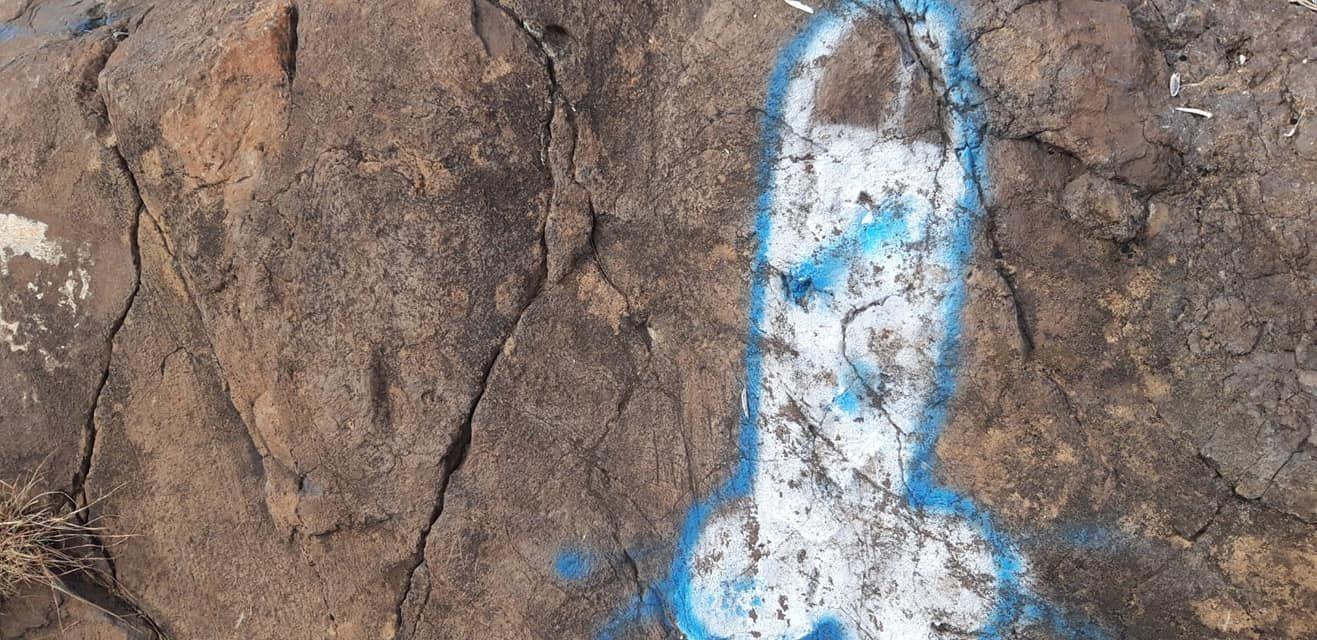 Nuevo atentado contra el patrimonio cultural en Arico