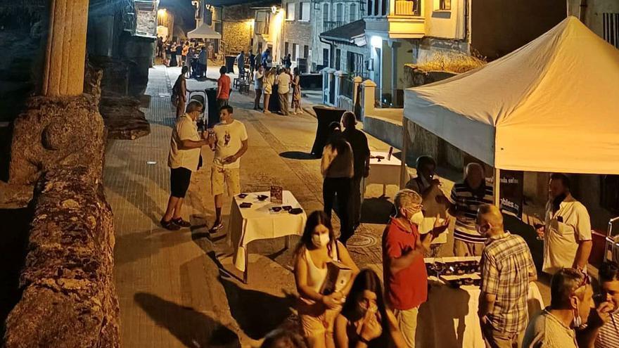 Apuesta por el vino y el turismo como dos recursos vitales para Fermoselle y Arribes