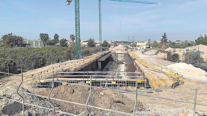 El tanque anti-DSU de Los Dolores funcionará a principios de 2022