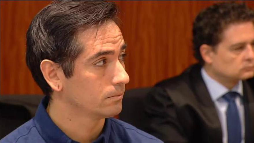 """El jurado declara culpable a Rodrigo Lanza del """"crimen de los tirantes"""""""