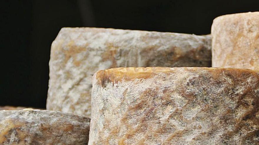 El curado de cabra y oveja de Montesdeoca, mejor queso de Tenerife
