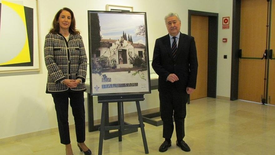 'La Baltasara' se convertirá en un centro cultural en honor a Antonio Gala