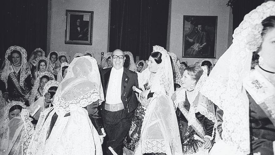 Tomás Valcárcel y las fiestas de Alicante