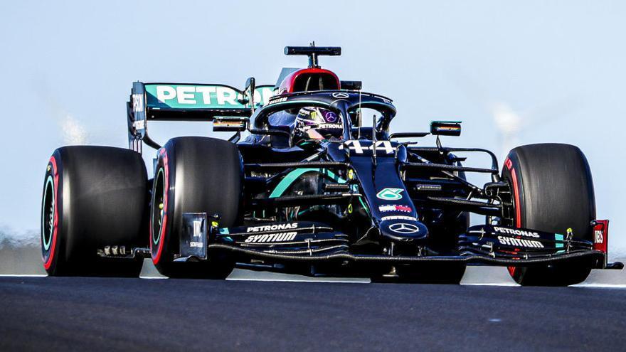 Gran Premio de Portugal de Fórmula 1, en directo